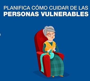 Personas vulnerables